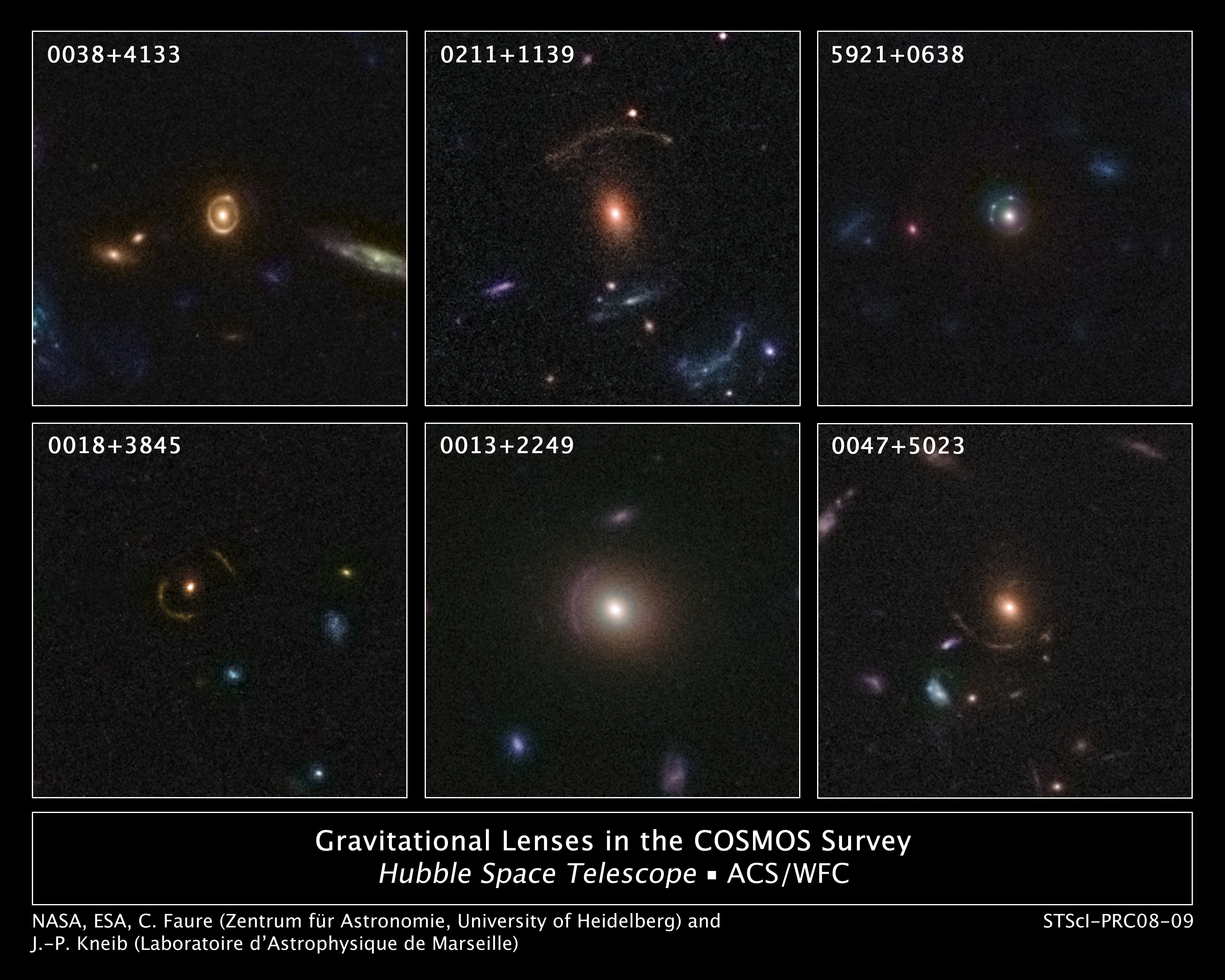 galaxies hubble telescope discovers - photo #12