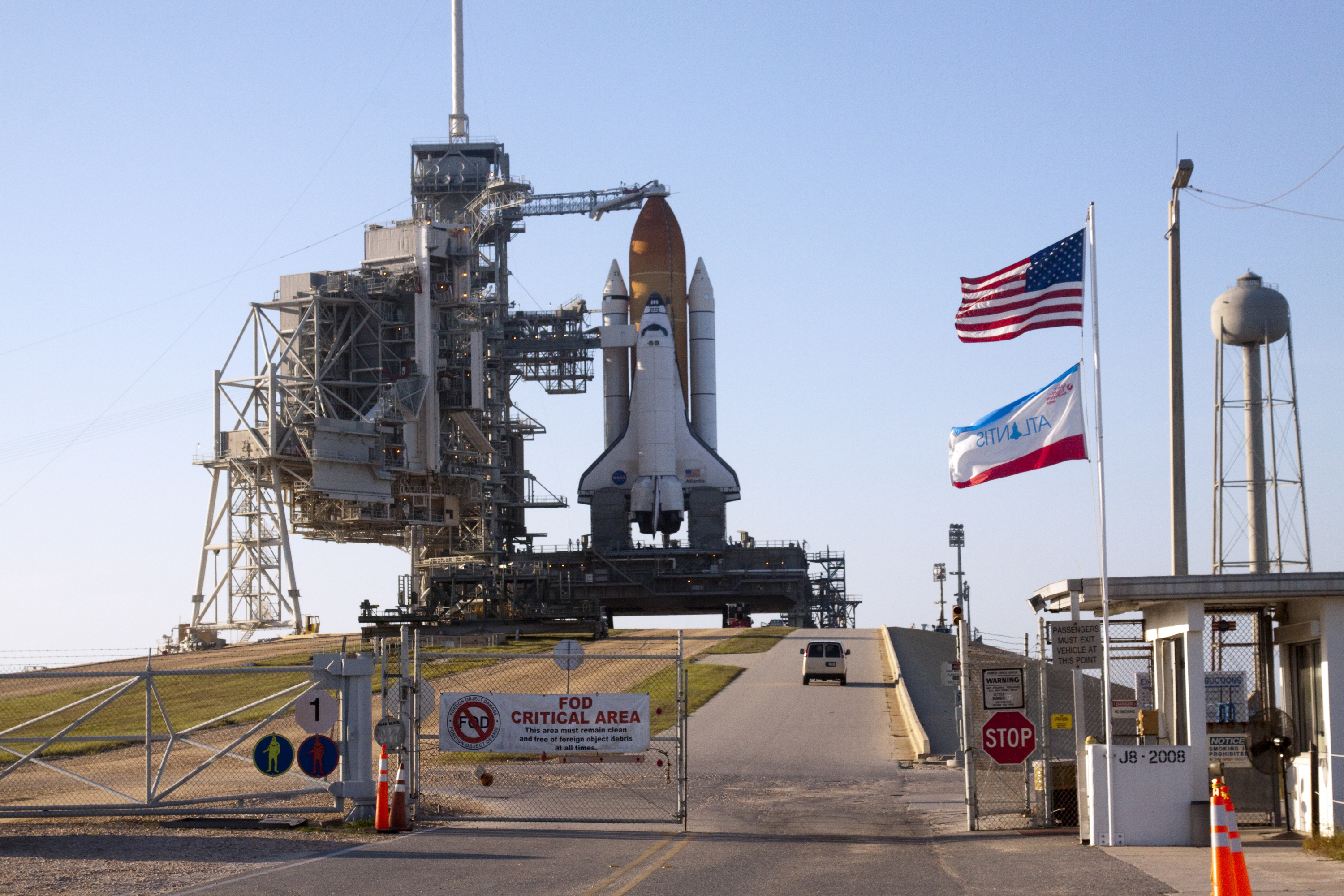 News From Space! » STS-132