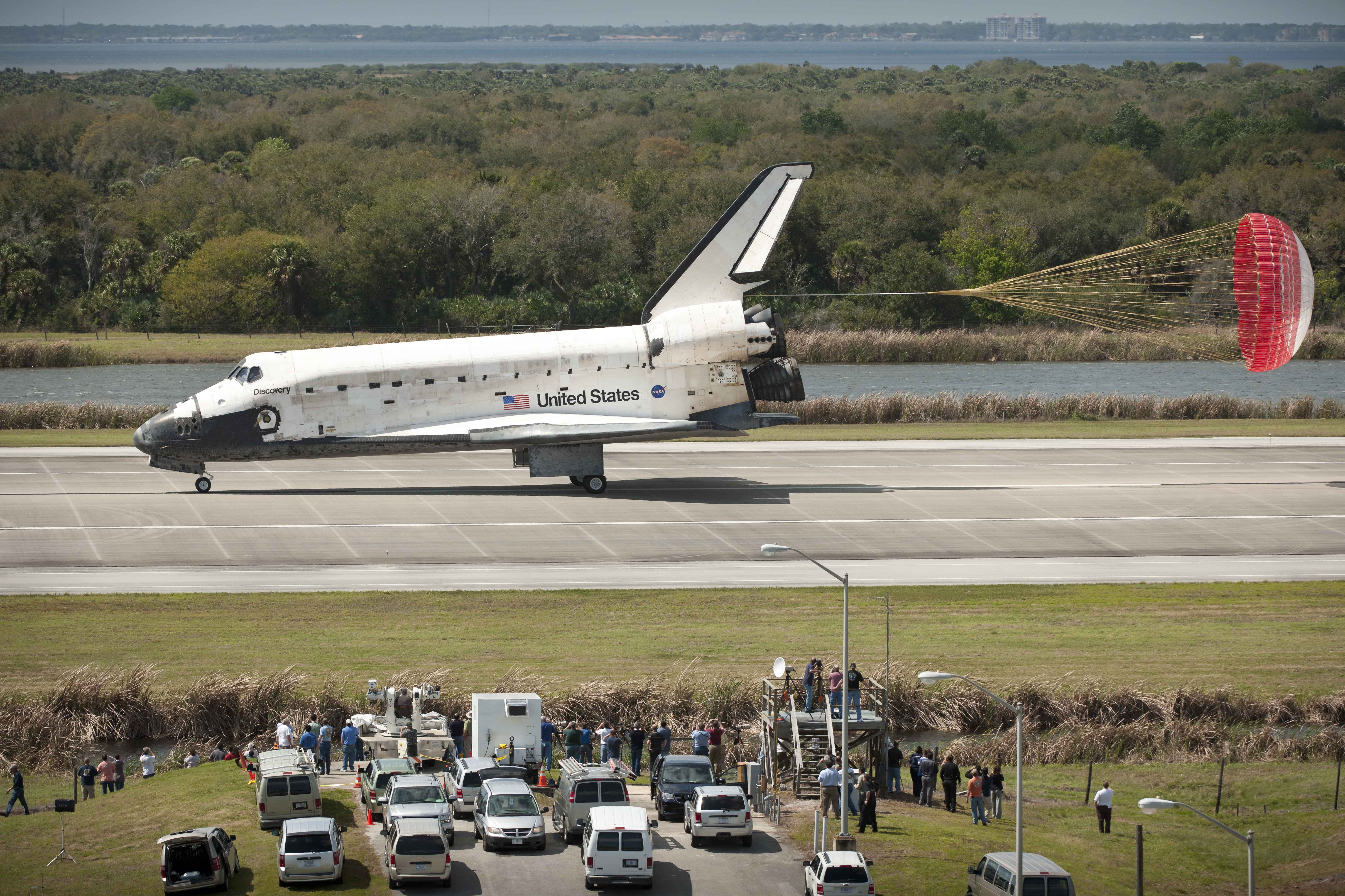 Space Shuttle Landing Today Tracking - Pics about space