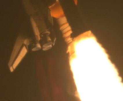 Launch of Endeavour on the STS-130 mission