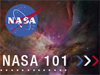NASA 101 interactive feature.