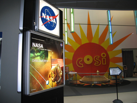 NASA Future Forum at COSI.