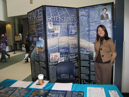 Ohio Space Grant Consortium Exhibit.