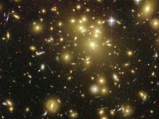 Cosmic Zoom Lens