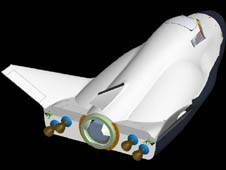 SpaceDev Dream Chaser ISO