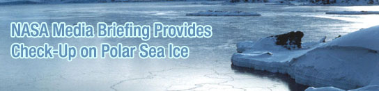 Sea Ice Conditions Check