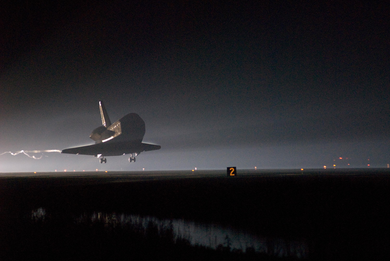 Image result for sts-123 landing