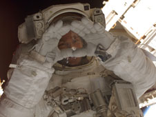 ISS016-E-029466 -- Astronaut Stanley Love