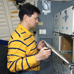 Expedition 17 Flight Engineer Oleg Kononenko