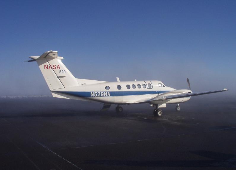 Nasa nasa launches airborne study of arctic atmosphere for Nasa air study
