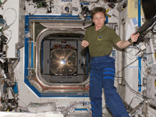 ISS016-E-031763 -- Astronaut Peggy Whitson