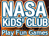 NASA Kids' Club Play Fun Games