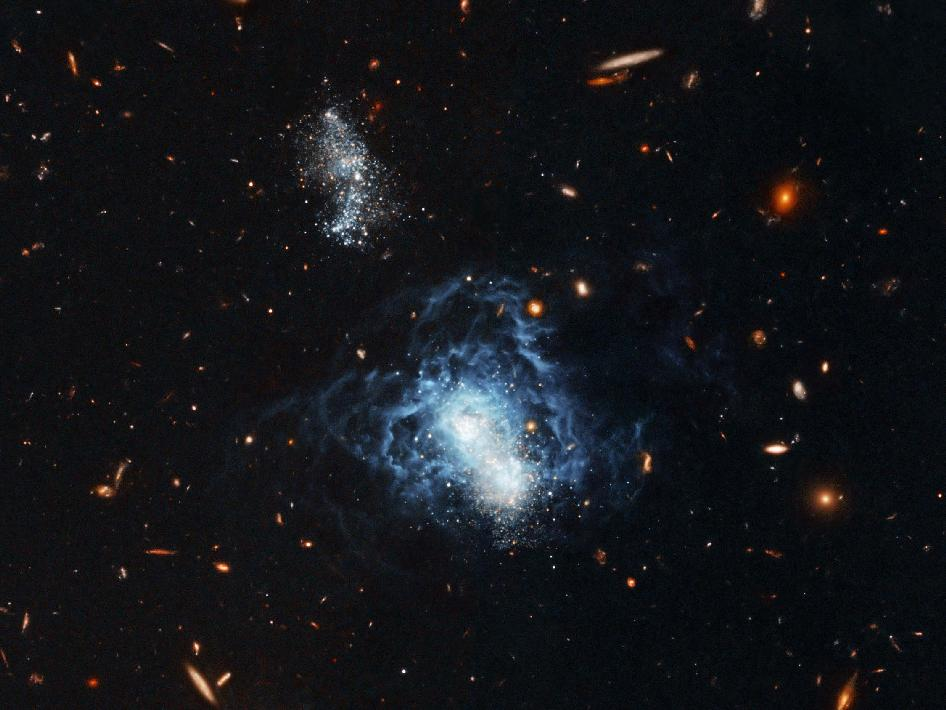 what are irregular galaxies - photo #31