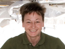 Expedition 16 Commander Peggy Whitson