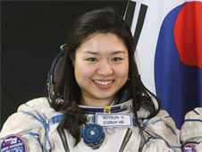 Spaceflight Participant So-yeon Yi (South Korea)
