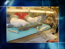 Glovebox test
