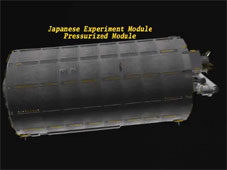Japanese Experiment Module - Pressurized Module Overview
