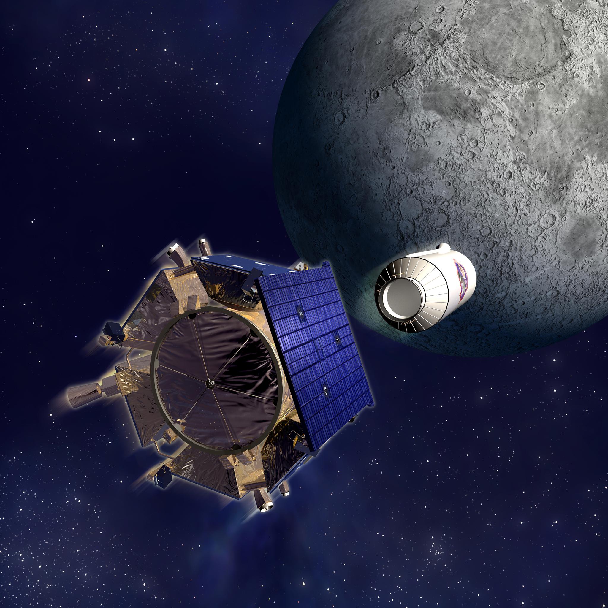lunar bound spacecraft - photo #45