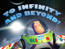 Buzz Lightyear -- To Infinity and Beyond!