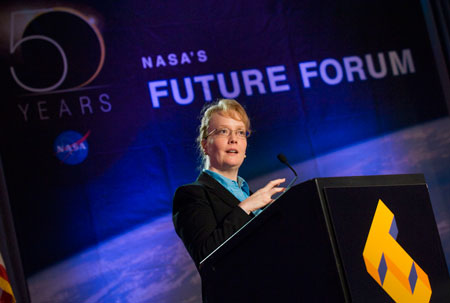 NASA Deputy Administrator Shana Dale announced Wednesday the launch of NASA Education TV (NASA eTV), a partnership with the National Institute of Aerospace (NIA) to produce new educational television programs for distribution on NASA Television and the Internet.