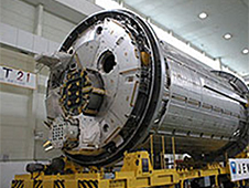 Kibo at its manufacturing facility