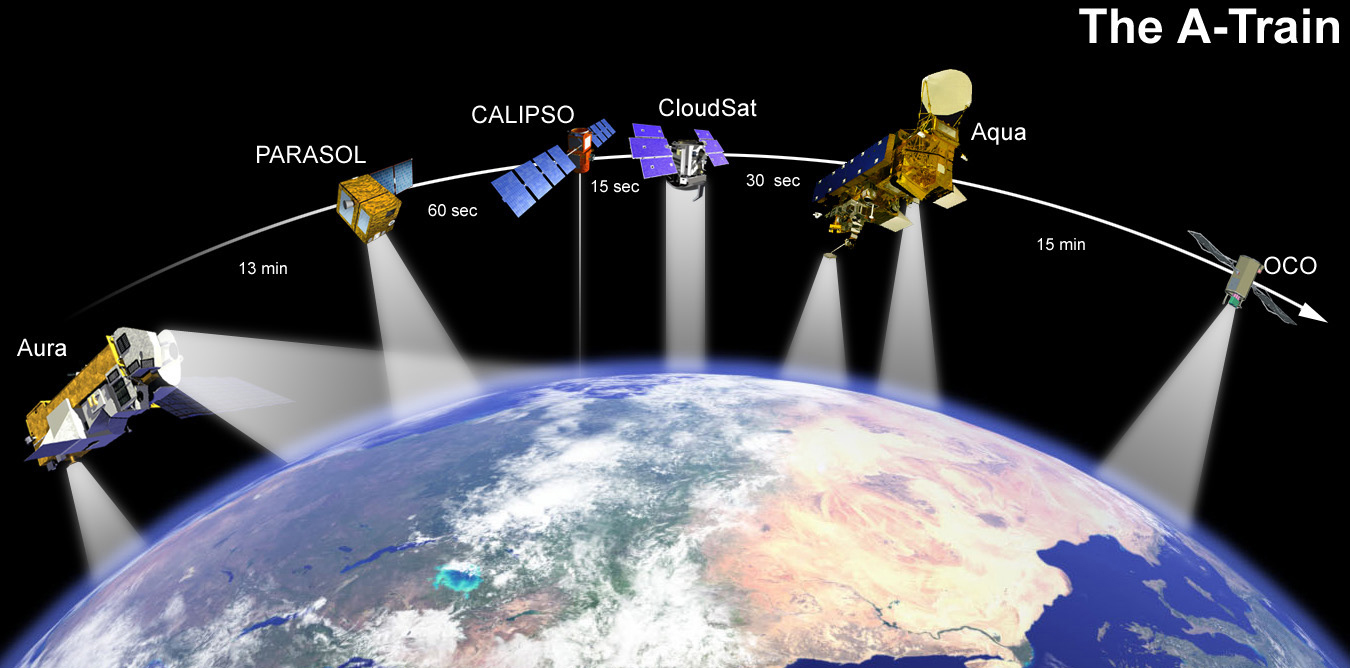 NASA - Satellites Illuminate Pollution's Influence On Clouds