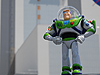 Buzz Lightyear at NASA's Kennedy Space Center.