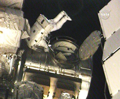 STS-124 Mission Specialist Ron Garan