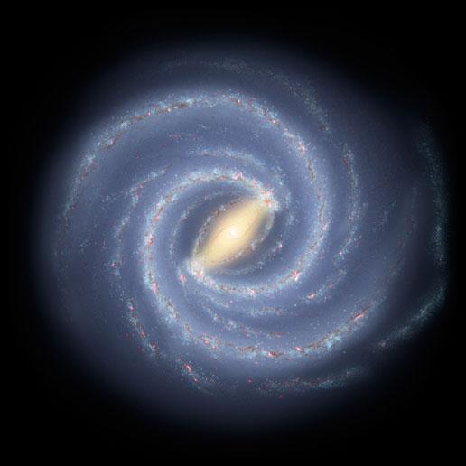 NASA - Our Milky Way Gets a Makeover | NASA
