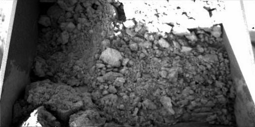 sample of Martian soil