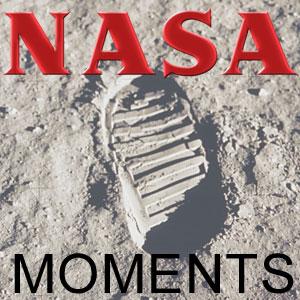 NASA 50th Anniversary Moments Podcast
