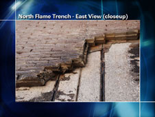 North Flame Trench