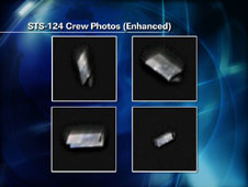 STS-124 Crew Photos (Enhanced)