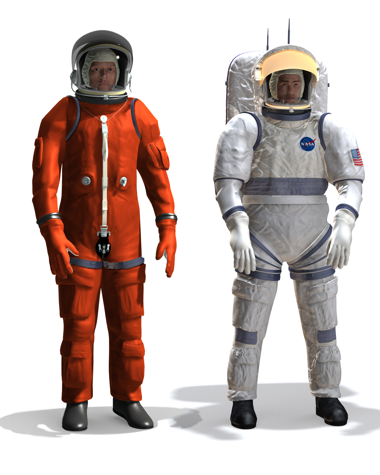 Image result for nasa space suit""