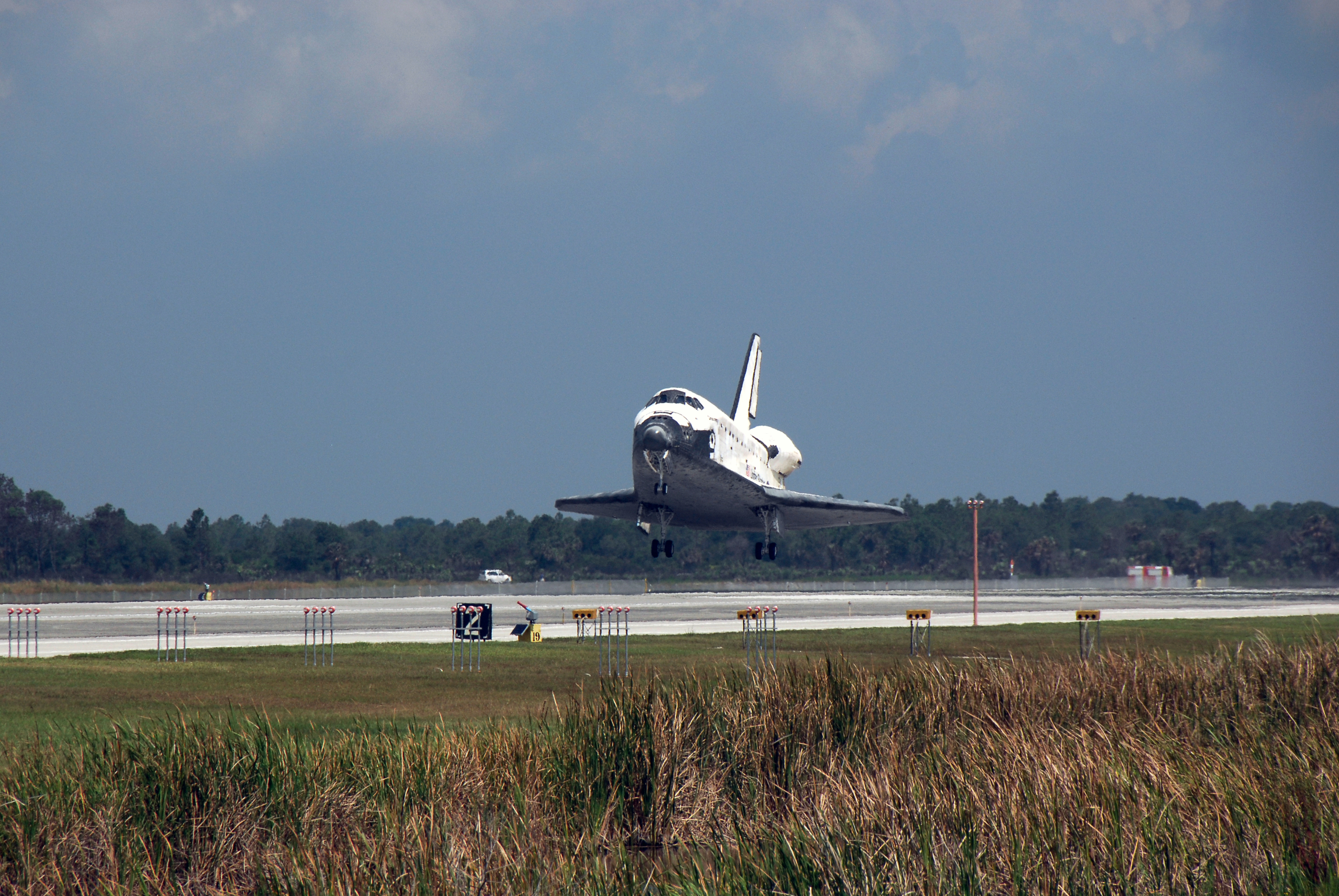 space shuttle contingency landing sites - photo #20