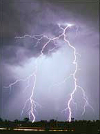 Lightning Affects Regional PollutionLightning Effects Regional Pollution. Photo credit/M. Garay
