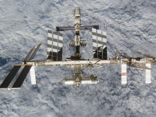 s124e009968 -- The International Space Station