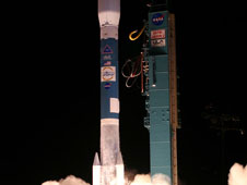 Launch of the Ocean Surface Topography Mission/Jason 2 satellite