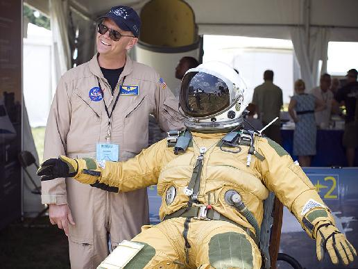 NASA: Fifty Years and Beyond