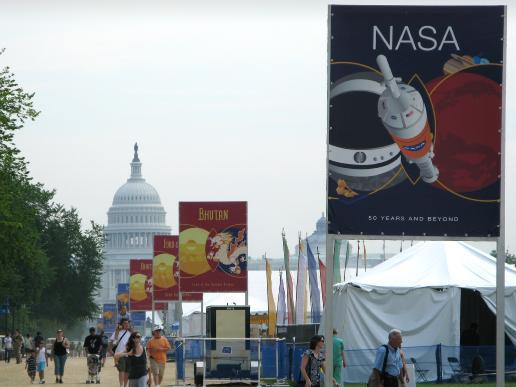 Celebrating NASA