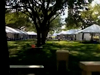 Getting Ready for the Folklife Festival - Tent Setup