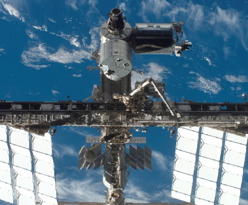 ISS Assembly Mission 1J/A