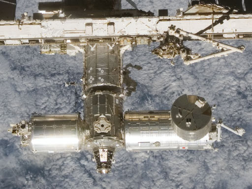 ISS Assembly Mission 1J