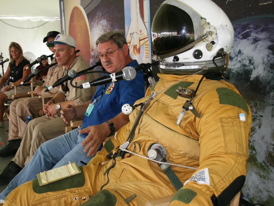 NASA - Folklife Festival 2008 Images