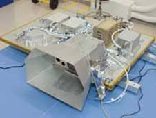 Instrument payload for LCROSS