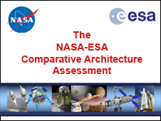 NASA-ESA Comparative Architecture Study