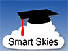 The Smart Skies logo