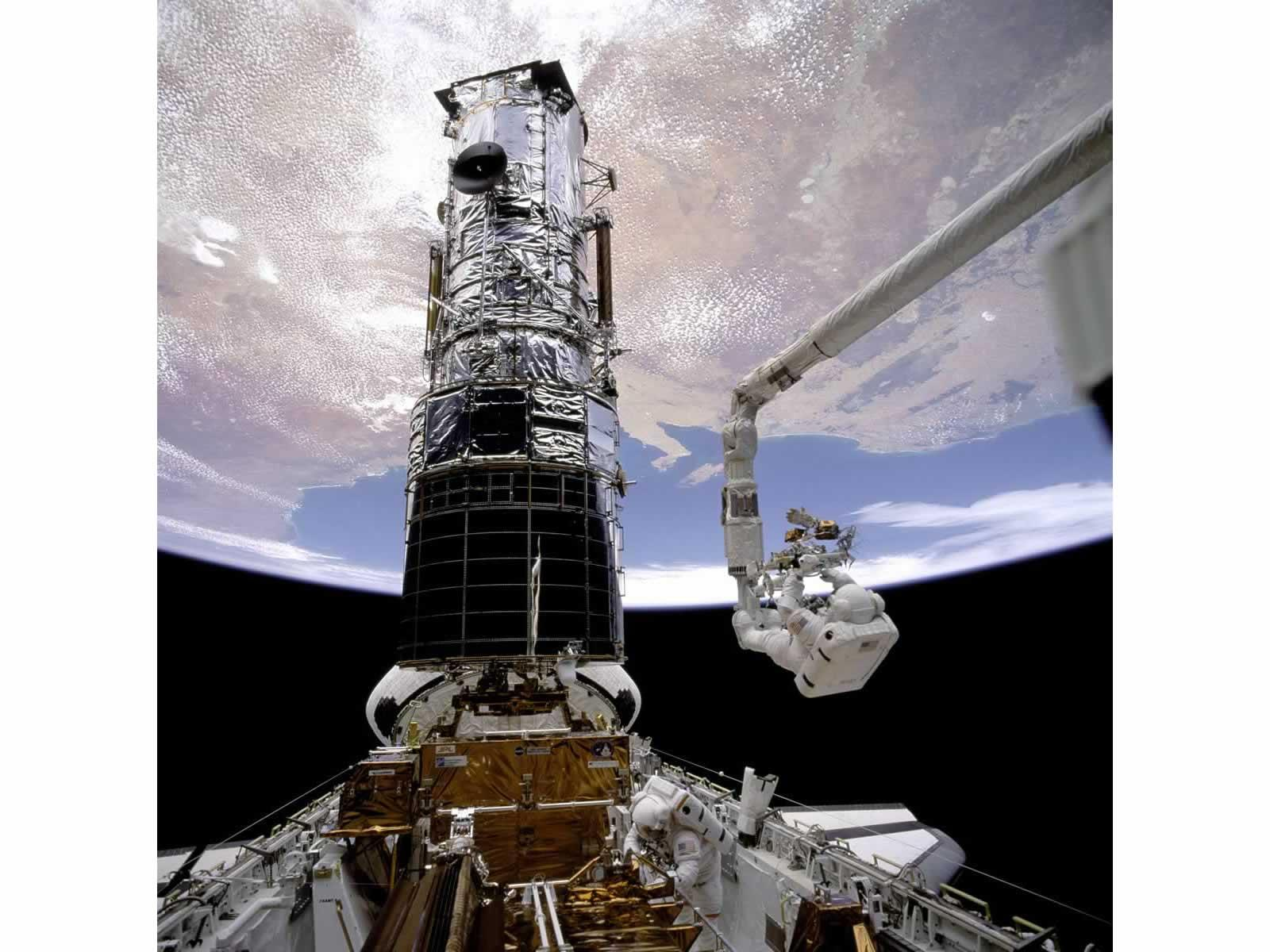 nasa should save the hubble telescope from destruction The shuttle orbiters are decommissioned, buran was destroyed in a hangar   nasa would never do this if the telescope was unusable and impossible to repair.