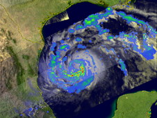 Satellite image of Dolly