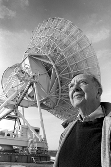 Space science pioneer - James Van Allen, key contributor to 25 space missions.